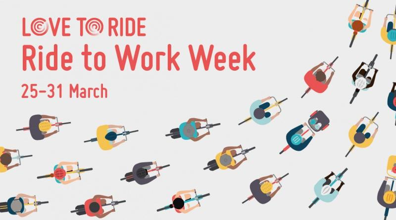 love to ride ride to work week